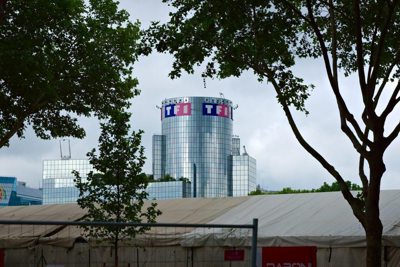 Siège du groupe TF1