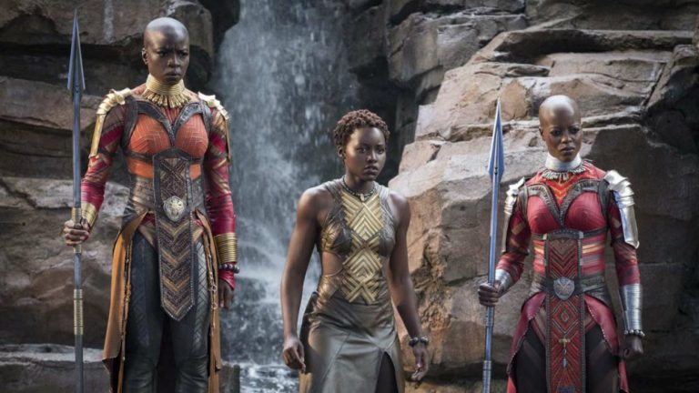 Extrait du film « Black Panther »