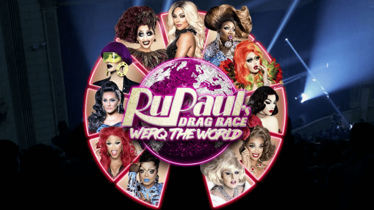 RuPaul's Drag Race Werq the World Tour 2018