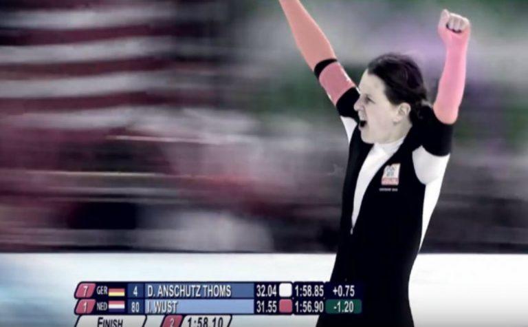 Ireen Wust aux Jeux Olympiques d'Hiver 2018