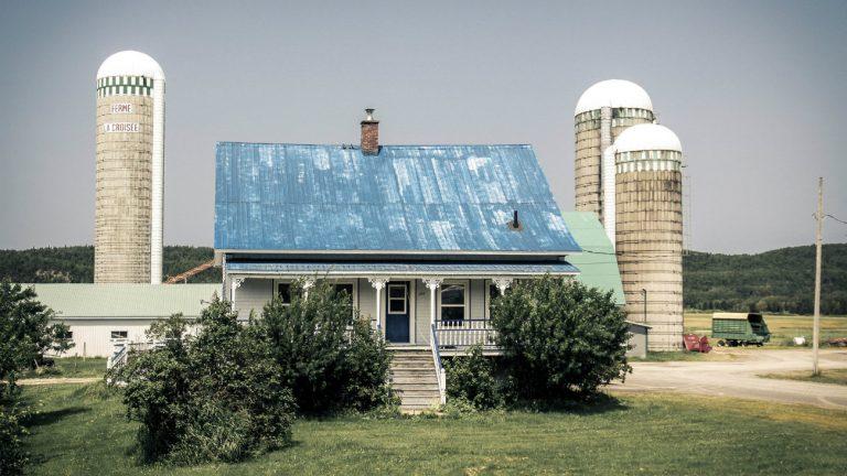 Une ferme québécoise près du lac St Jean - Franck Michel / Flickr