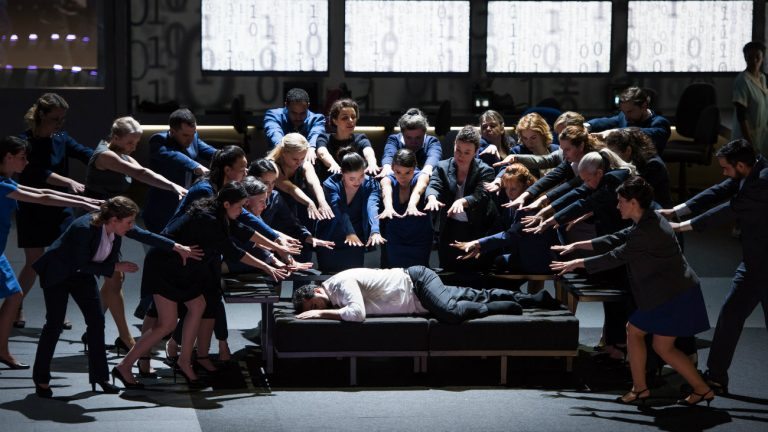 Macbeth de Verdi à l'Opéra de Lyon