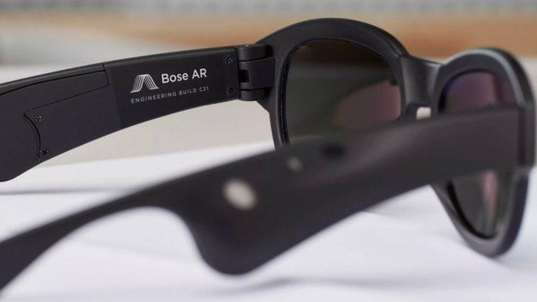 Bose réalité augmentée par le son