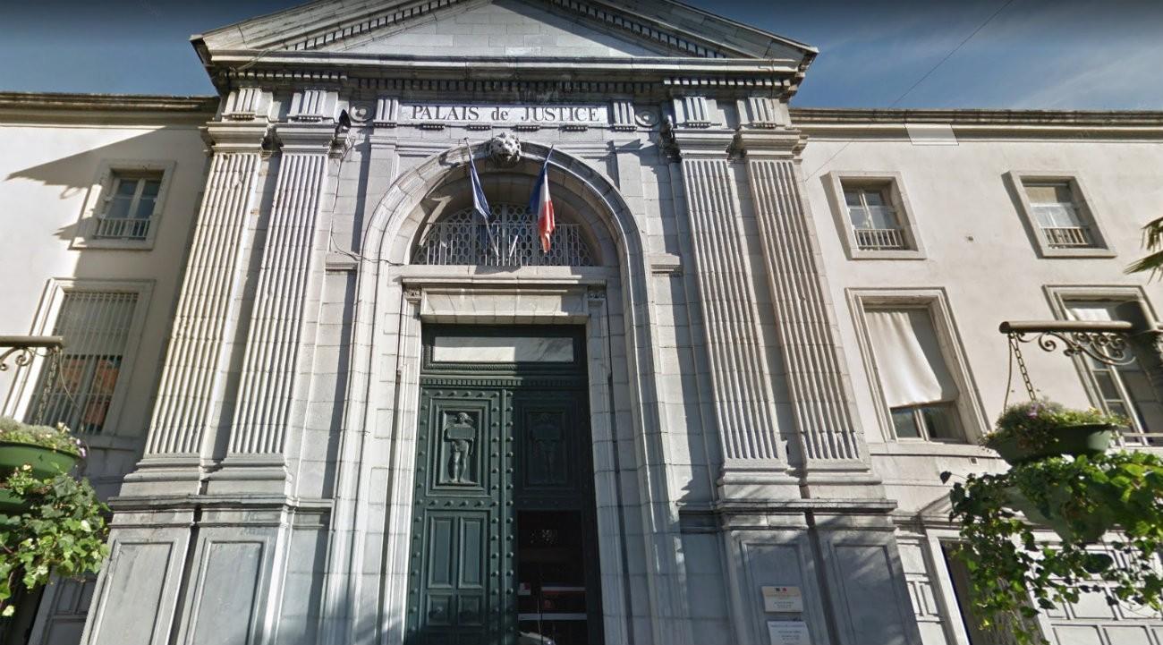 Palais de justice de Tarbes