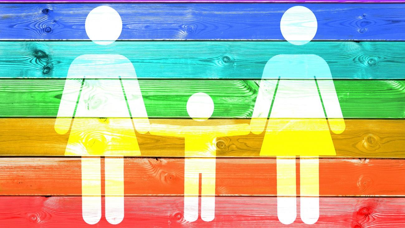 Famille lesbienne