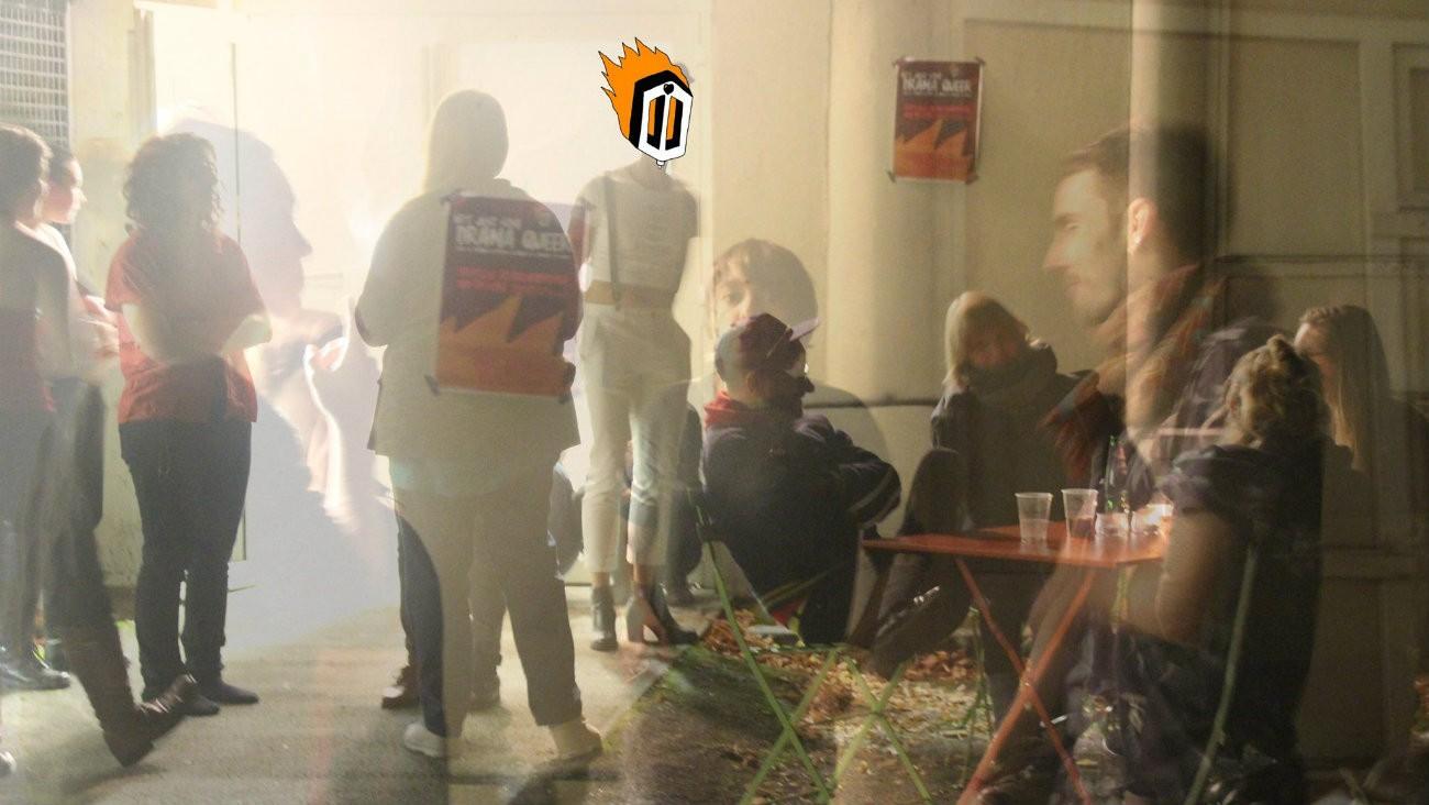 Photo d'une soirée « Drama Queer» à Caen