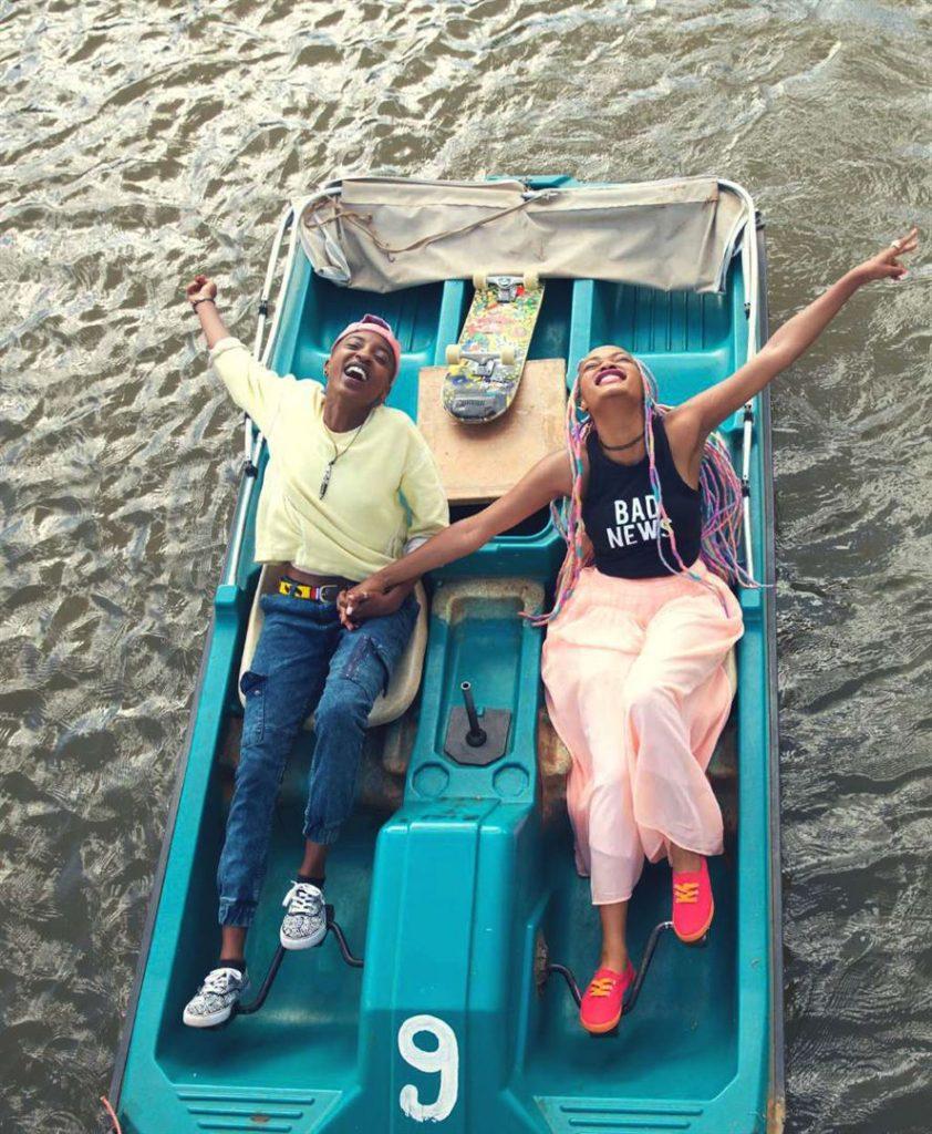 « Rafiki » est le premier film kenyan jamais sélectionné à Cannes