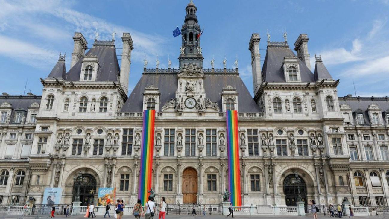 La Mairie de Paris, le 27 juin 2015 - Henri Garat / Mairie de Paris