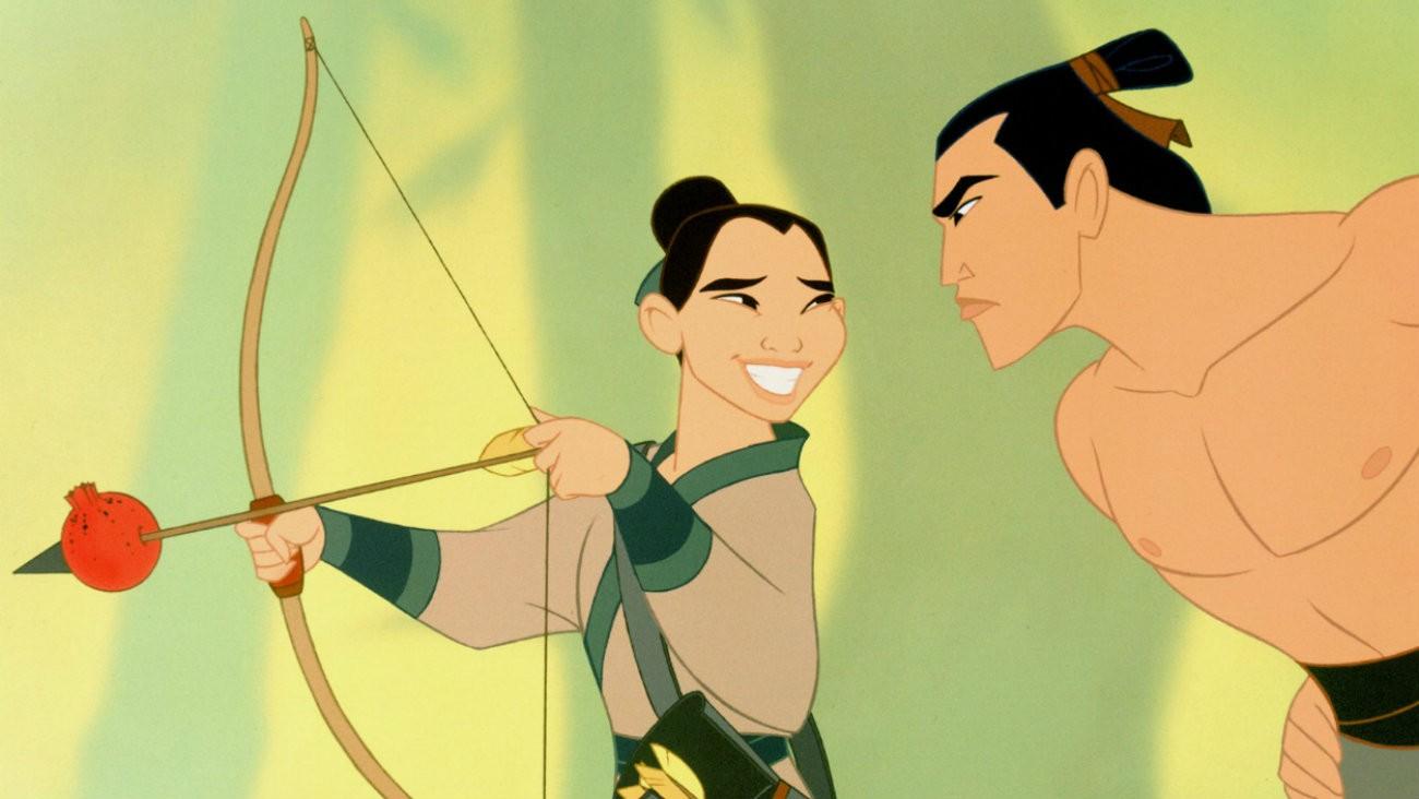 Le live action de Mulan serait-il sur le point de straightwasher les personnages dessin animé ?