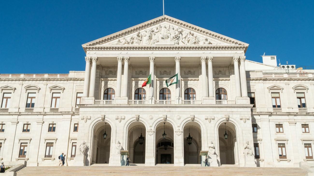 Le Parlement portugais
