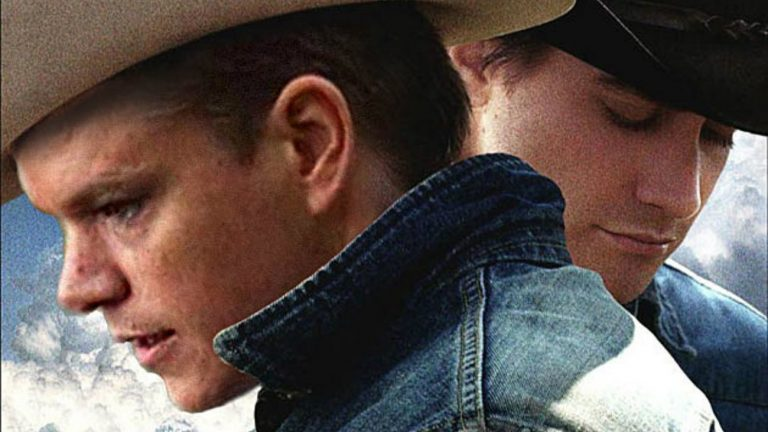 Parodie d'affiche du Secret de Brokeback Mountain