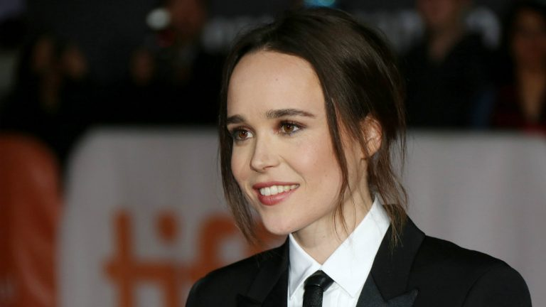 Ellen Page au TIFF festival en 2015