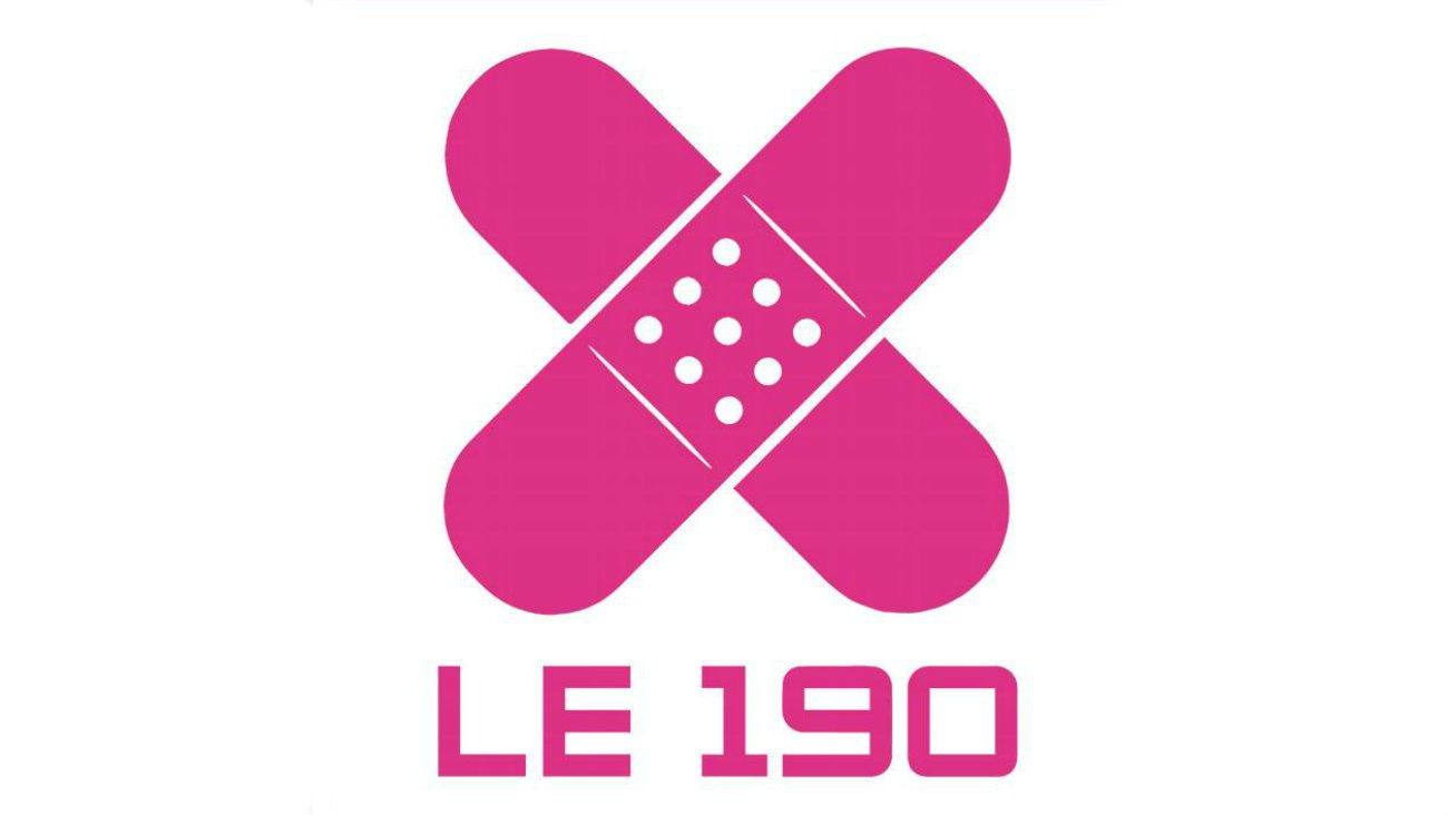 Logo du centre de santé sexuelle parisien Le 190