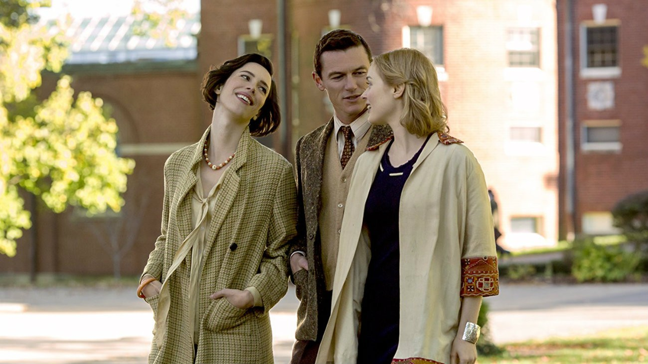 Rebecca Hall, Luke Evans et Bella Heathcote dans «My Wonder Women» d'Angela Robinson - Claire Folger / Sony Pictures Releasing GmbH
