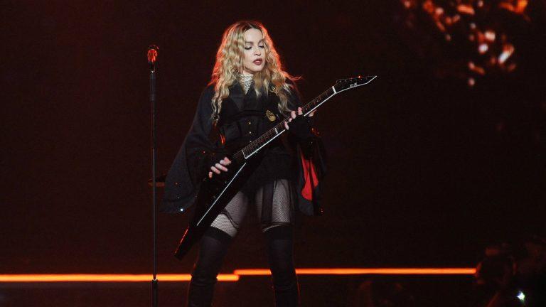 Madonna en concert à Prague - yakub88 / Shutterstock.com