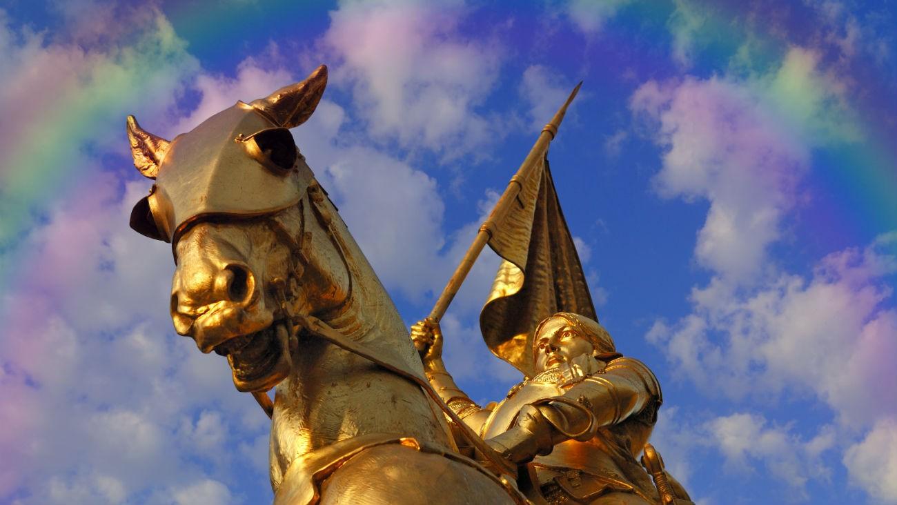 Jeanne d'Arc, icône queer sous-estimée