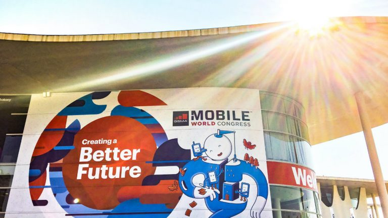 Mobile World Congress de Barcelone 2018