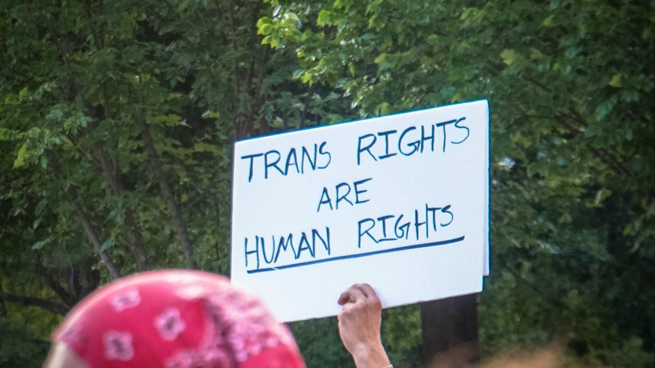 Manifestation contre le Trans Military Ban en juillet 2017 - Ted Eytan / Flickr