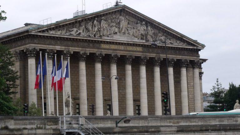 Assemblée nationale française - Elliott Brown / Flickr