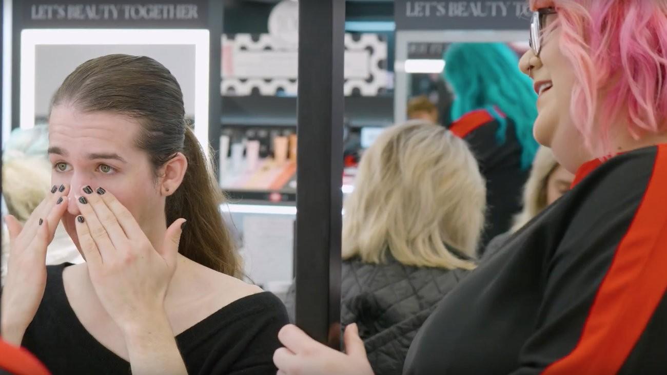 Aux États-Unis, Sephora essaie de se positionner comme allié des personnes trans et non-binaires