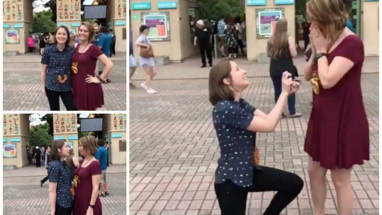 Becky et Jessa sont désormais fiancées - Capture d'écran / Facebook