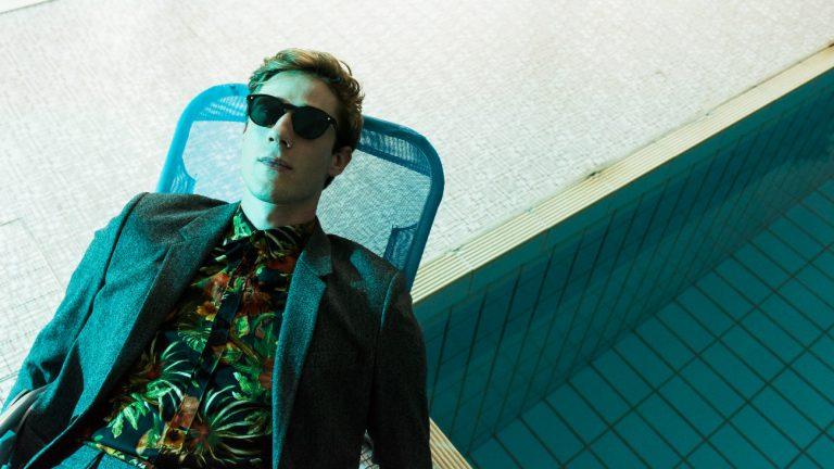 D'origine canadienne, le chanteur Sam Vance-Law signe un premier album très pop baptisé «Homotopia » - J. Konrad Schmidt