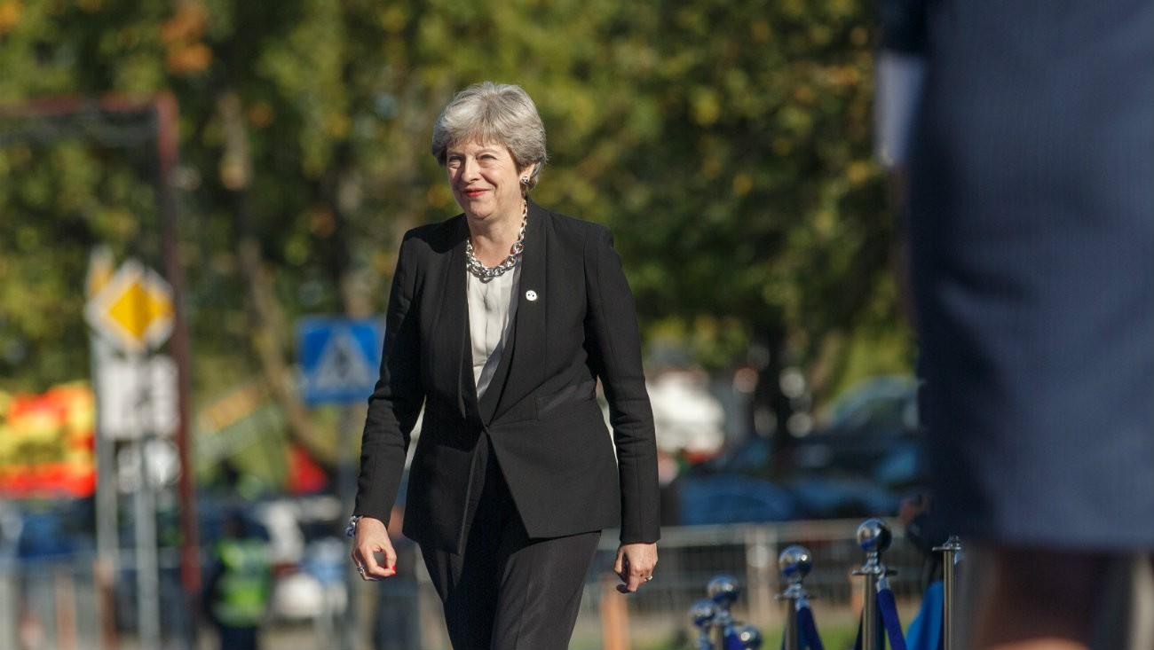 La Première ministre britannique Theresa May - EU2017EE Estonian Presidency / Flickr