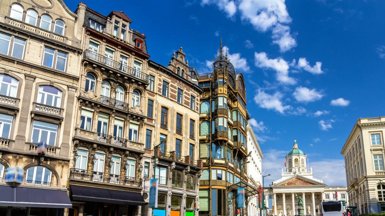 un week-end art nouveau à Bruxelles