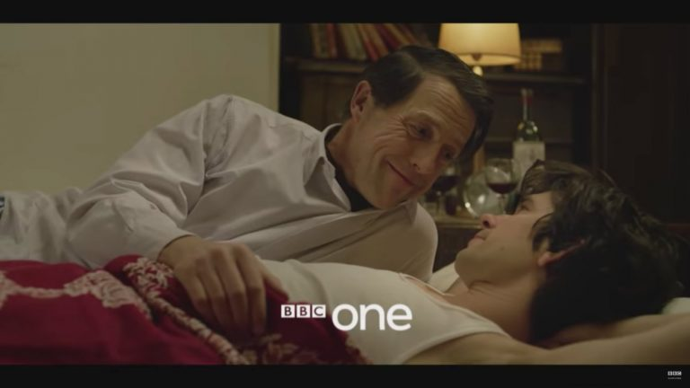 Hugh Grant et Ben Whishaw dans « A Very English Scandal » - Capture d'écran / BBC One