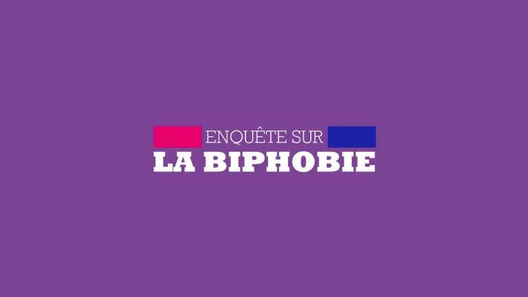Enquête sur la Biphobie - Sos Homophobie