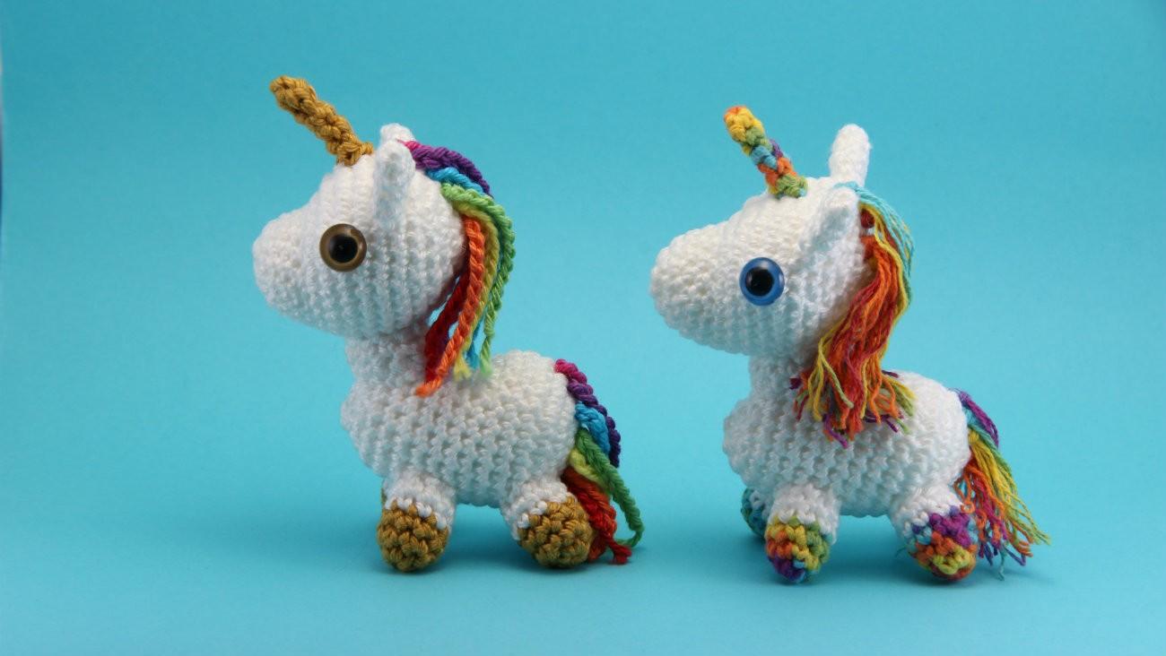 Des adorables petites licornes Korova Normandie / Flickr