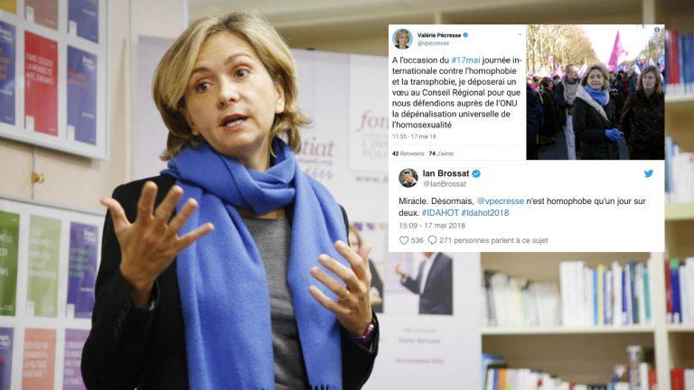 Valérie Pécresse à Bastiat en septembre 2014 - Fondapol / Flickr