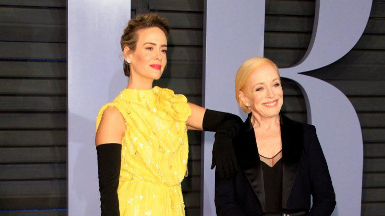Sarah Paulson et Holland Taylor à Los Angeles en mars 2018 - Kathy Hutchins / Shutterstock