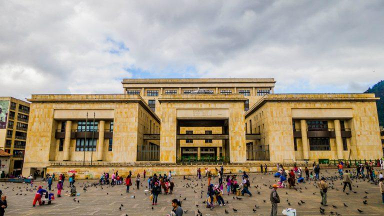 Palais de Justice de Bogota