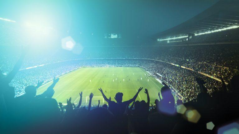 Un stade rempli de supporters et supportrices, image d'illustration - Csaba Peterdi / Shutterstock