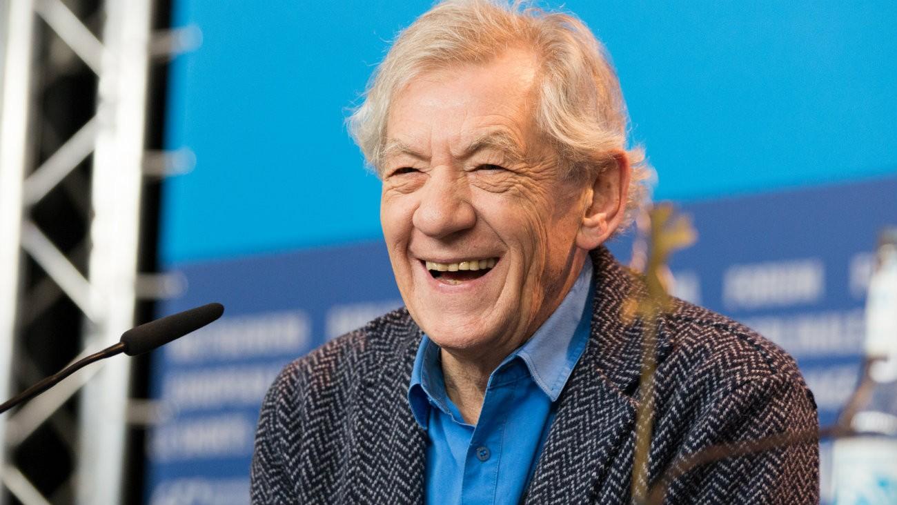 Ian McKellen au festival de Berlin en février 2015 - magicinfoto / Shutterstock.com
