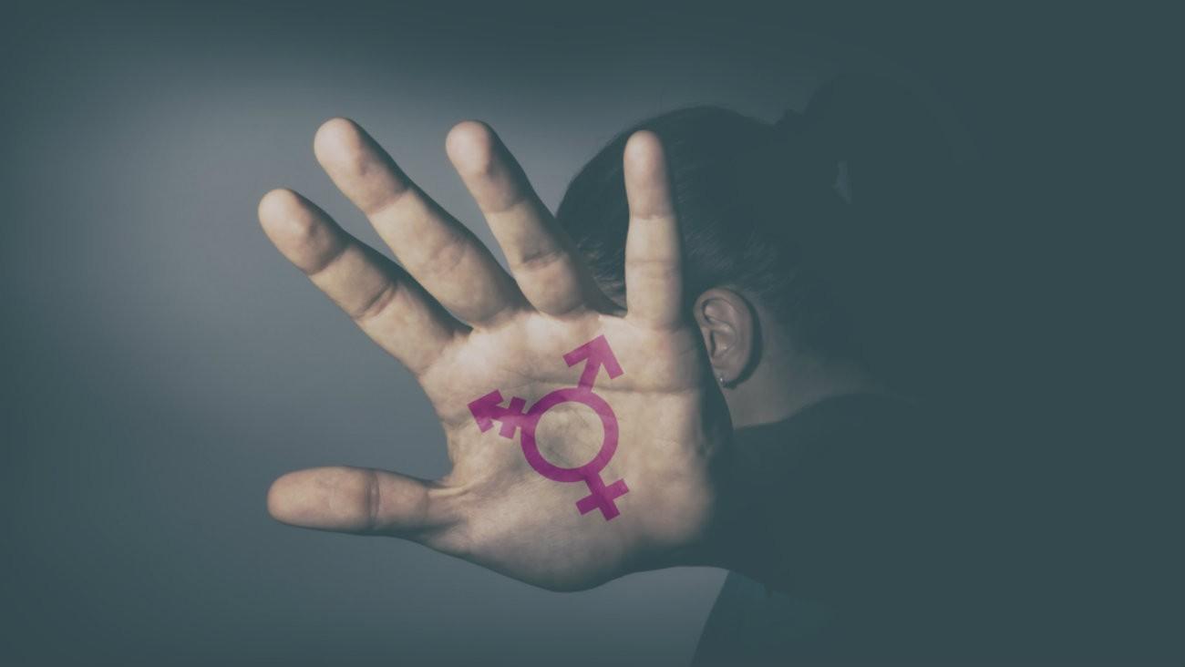 Le symbole des personnes intersexes - de Natasa Adzic / Shutterstock