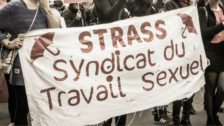 Travailleurs-ses du sexe en colère en 2013 - Marianne Fenon / Flickr