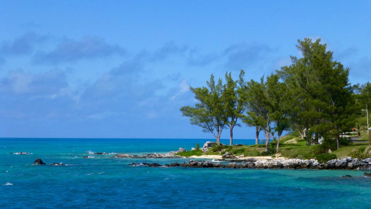 Une vue des Bermudes