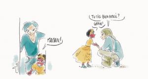 Extrait de «Chromatopsie» de Quentin Zuttion - Éditions Lapin