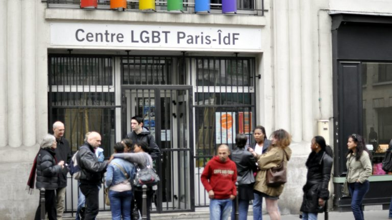 Le Centre LGBT Paris IDF en 2012 - LGBTI75 / Flickr
