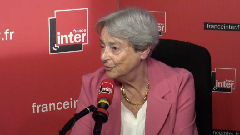 Dominique Schnapper sur France Inter le 26 juin 2018