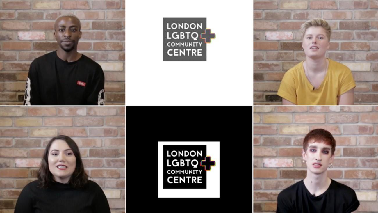 Un projet de Centre communautaire LGBT+ à Londres - Capture d'écran Youtube