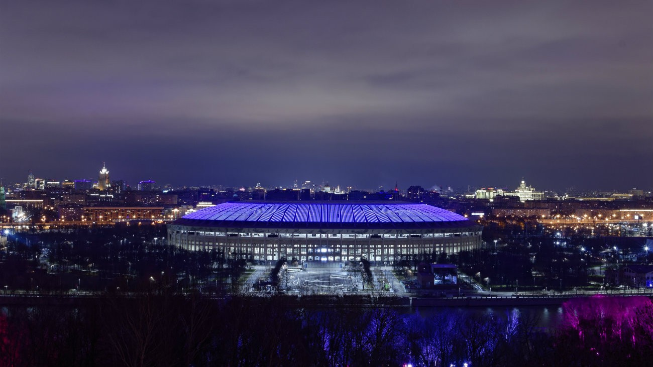Le stade Luzhniki, plus grande enceinte sportive de Russie, à Moscou - Коля Саныч / Flickr
