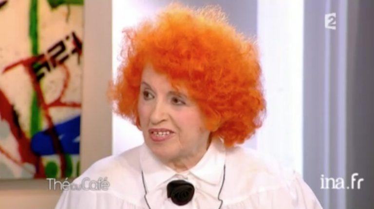 Yvette Horner, invitée de l'émission « Thé ou Café » sur France 2 en mai 2011 - Capture d'écran / Ina.fr