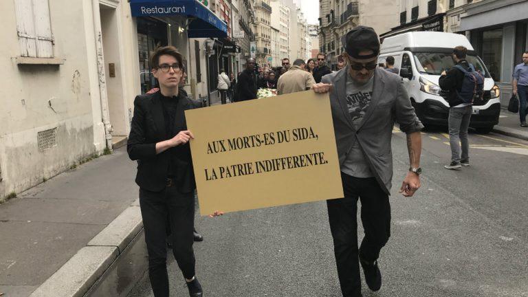 Manifestion de Aides le 14 juin 2018 / Aides