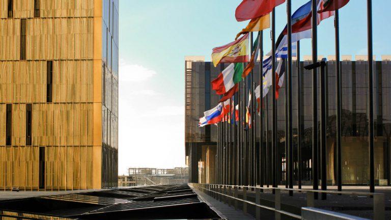Cour de Justice de l'Union européenne (extérieur), Luxembourg - Katarina Dzurekova / Flickr
