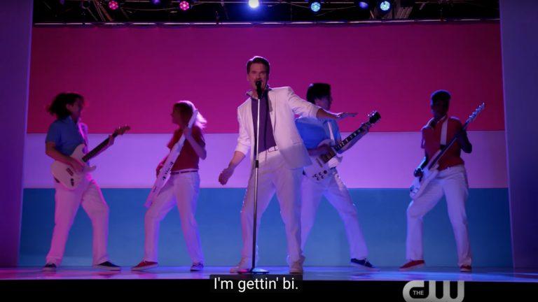 «Getting Bi », hymne bisexuel de la série «Crazy Ex Girlfriend »