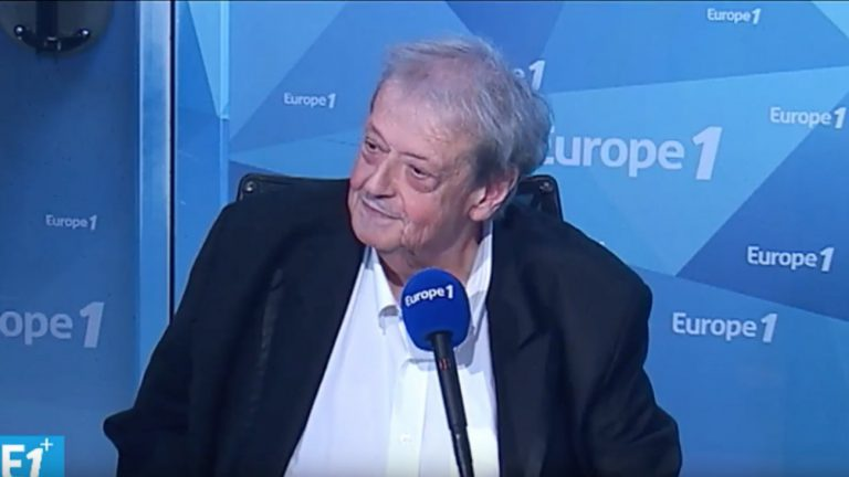 Guy Carlier sur Europe 1 - Capture / Youtube