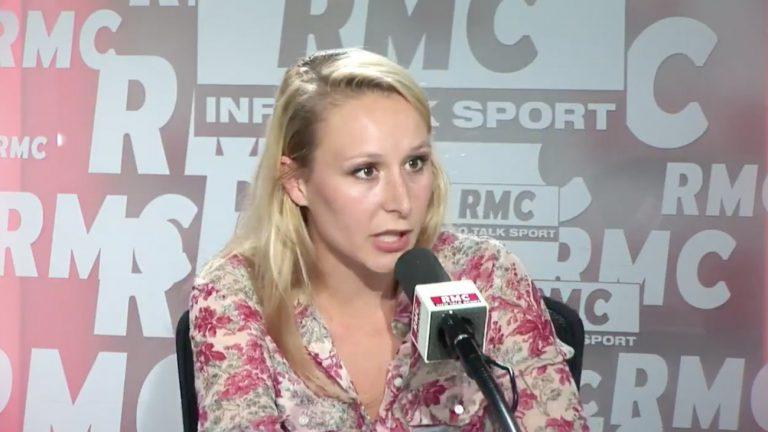 Marion Maréchal sur RMC le 6 juin 2018